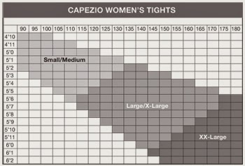 capezio_womens_tights-chart